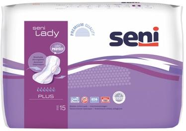 Seni Lady Plus Bladder Control Pads 15pcs