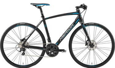 Merida Speeder 400 Black/Blue 56cm/L