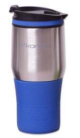 Kamille Vacuum Mug 380ml Blue KM2064