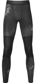 Asics Base Layer Graphic Tight 2031A197-001 Black/Gray S