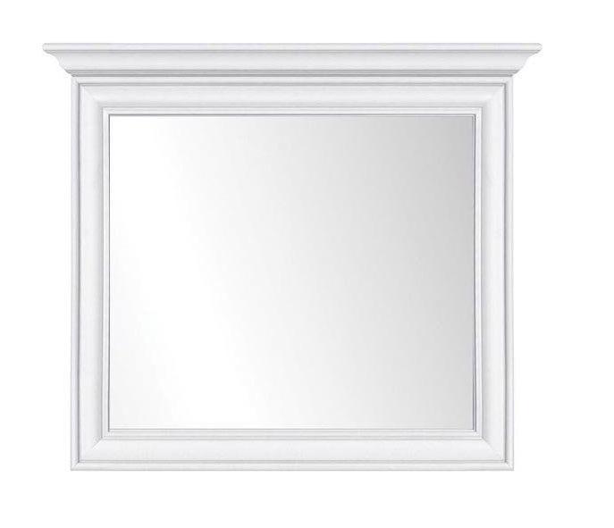 Peegel Black Red White Idento White, riputatav, 99x76 cm