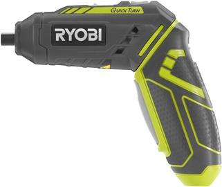 Ryobi R4SDP-L13C Cordless Screwdriver with Rotatable Handle