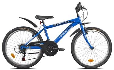 """Laste jalgratas VirosPro Sports 8450U, sinine, 24"""""""