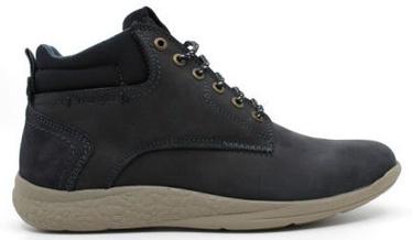 Wrangler Moose Mid Leather Autumn Boots Navy 45
