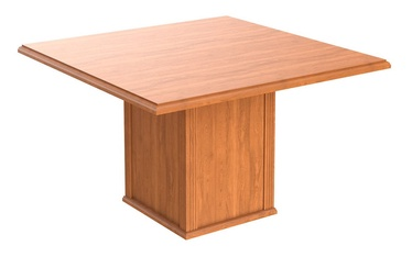 Skyland RCT 1212 Conference Table 120x120cm Garda Walnut