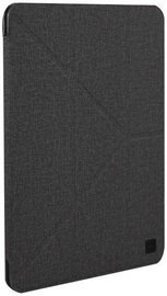 Uniq Yorker Kanvas Plus Case For Apple iPad Pro 10.5'' 2017/iPad Air 2019 Black