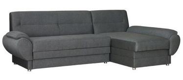 Stūra dīvāns Bodzio Livonia Gray, labais, 248 x 155 x 89 cm
