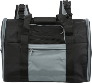 Trixie 2882 Connor Pets Backpack Black