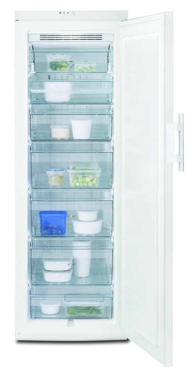 Vertikālā saldētava Electrolux EUF2740AOW 229l