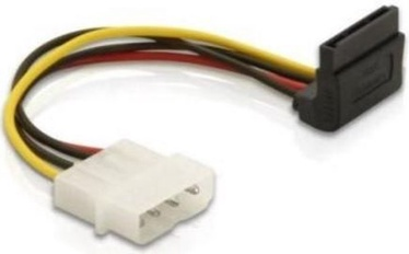 Gembird Cable Molex to SATA 0.15m