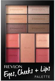 Revlon Revlon Eyes + Cheeks + Lips Palette 15.64g 100