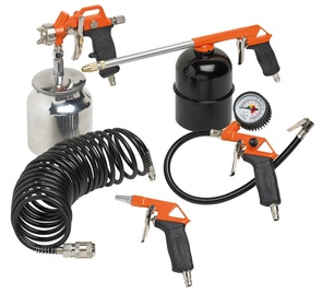 Black & Decker 9045853BND Compressor Set 5pcs