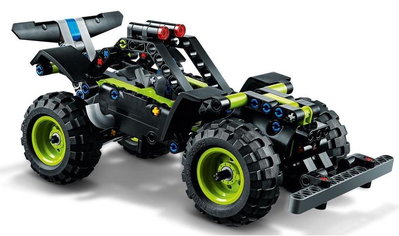 Konstruktorius LEGO Technic Grave Digger 42118