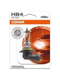 Automobilio lemputė Osram, 51 W, 12 V, HB4, P22D