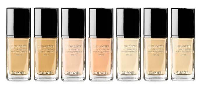 Chanel Vitalumiere Fluid Makeup 30ml 70