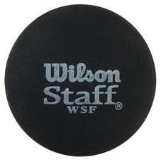 Wilson Squash Balls Staff Medium Red 3pcs