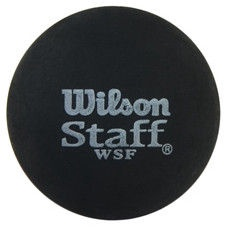 Wilson Squash Balls Staff Medium Red 3pcs