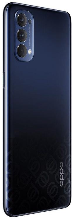 Mobilusis telefonas Oppo Reno4 Z, juodas, 8GB/128GB