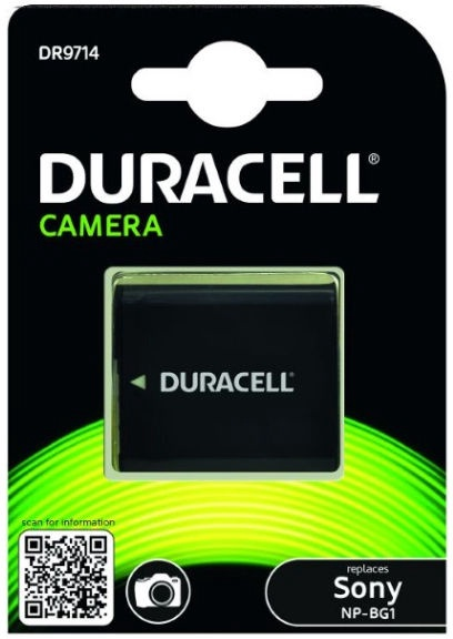 Duracell Premium Battery For Sony DSC-H3/T20/T100/W220/W300 960mAh