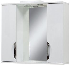 Vannitoakapp Sanservis Laura 85 1D White 85.4x70.1x17cm