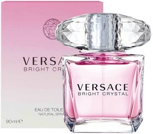 Tualetinis vanduo Versace Bright Crystal 90ml EDT