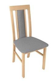 Стул для столовой Black Red White Belia Oak/Grey, 1 шт.
