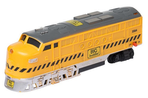 Big Buddies Train Set 39pcs BB01004