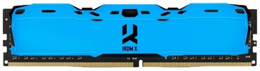 GoodRam IRDM X Blue 16GB 3000MHz CL16 DDR4 DIMM KIT OF 2 IR-XB3000D464L16S/16GDC