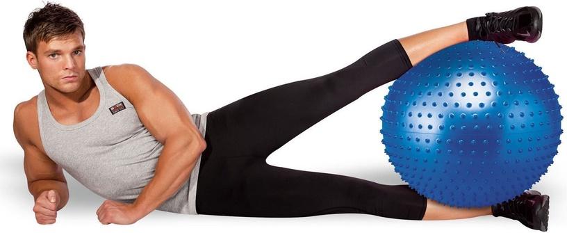 Body Sculpture Massage Gym Ball 65cm Blue