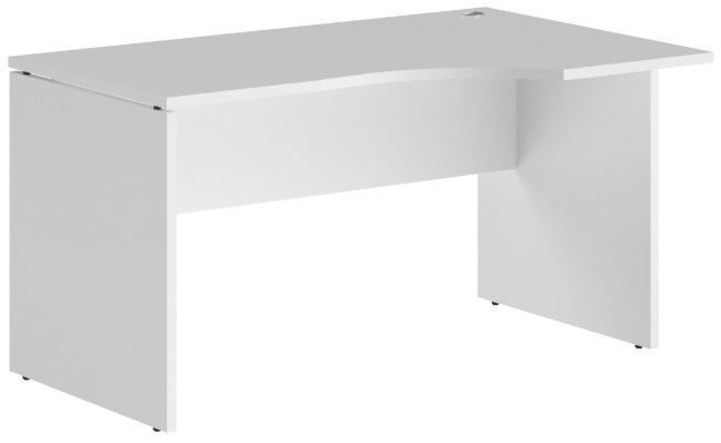 Skyland Xten Xcet 149 Work Desk 140x90cm Right White
