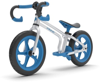 Chillafish Fixie Balance Bike Blue