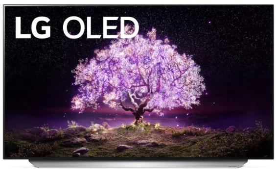 Televizorius LG OLED55C12LA OLED