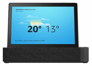Lenovo Tab P10 10.1 3/32GB Black with Amazon Alexa and Smart Dock