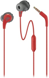 Ausinės JBL Endurance RUN In-Ear Red
