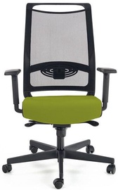 Halmar Bravo Office Chair C-11 Black/Green