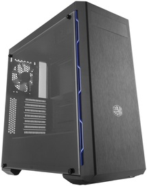 Cooler Master MasterBox MB600L With Side Window Black And Blue
