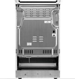 Gāzes plīts ar elektrisko krāsni Electrolux LKK520000W