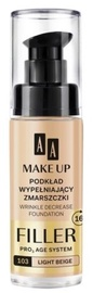Aa Make Up Filler Wrinkle Fill Foundation 30ml 103