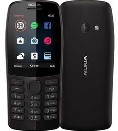 Mobilusis telefonas Nokia 210 Dual SIM, juodas