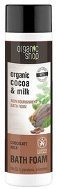 Organic Shop Chocolate Milk Skin Nourishment Bath Foam 500ml