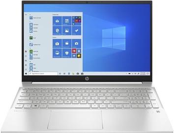 """Klēpjdators HP Pavilion 15-eg0008nw 2M0R6EA PL, Intel® Core™ i5-11xxx, 8 GB, 15.6 """"(bojāts iepakojums)"""