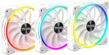 Alpenföhn Wing Boost 3 120mm RGB High Speed White Triple