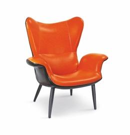 Fotelis Pegas-M, oranžinis