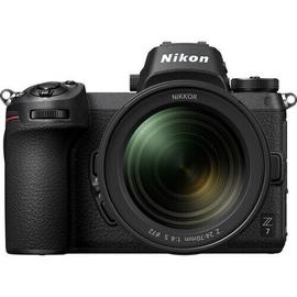 Digifotoaparaat Nikon Z7 + NIKKOR Z 24-70mm f/4 S