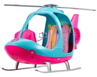 Mattel Barbie Travel Helicopter FWY29