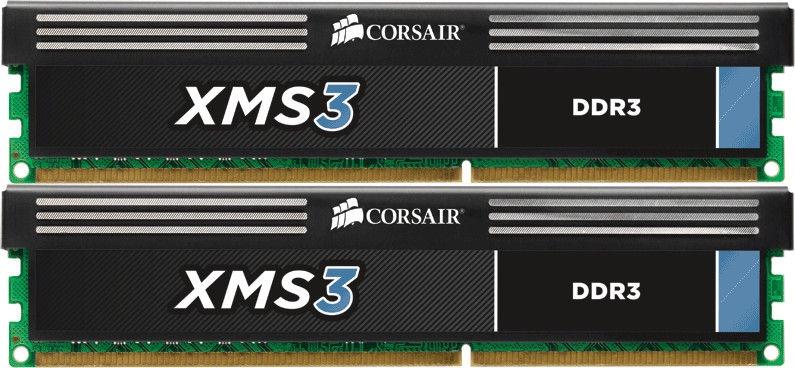 Corsair XMS3 16GB 1333MHz CL9 DDR3 KIT OF 2 CMX16GX3M2A1333C9