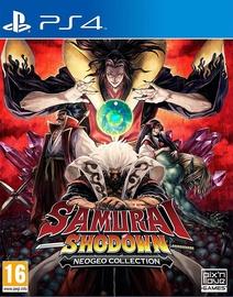 Samurai Shodown: Neogeo Collection PS4
