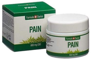 Formula Swiss 600mg CBD Cream 30ml Pain