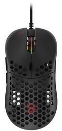 Игровая мышь Spc Gear LIX Black, проводная, оптическая