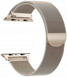 Tech-Protect Stainless Steel Strap For Apple Watch 38/40mm Gold